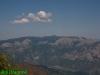 Monte Cervati visto dal Monte Gelbison