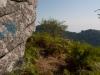 Monte Scuro - Sentiero versante W