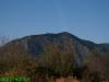 Monte Gelbison visto dalla Tempa di Cuccaro
