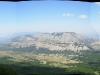 Panoramica NO-N-E dalla grotta della Madonna della Neve