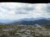 Panoramica E-S-O dalla vetta del Monte Cervati