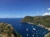 Panorama da Punta Iscolelli verso W